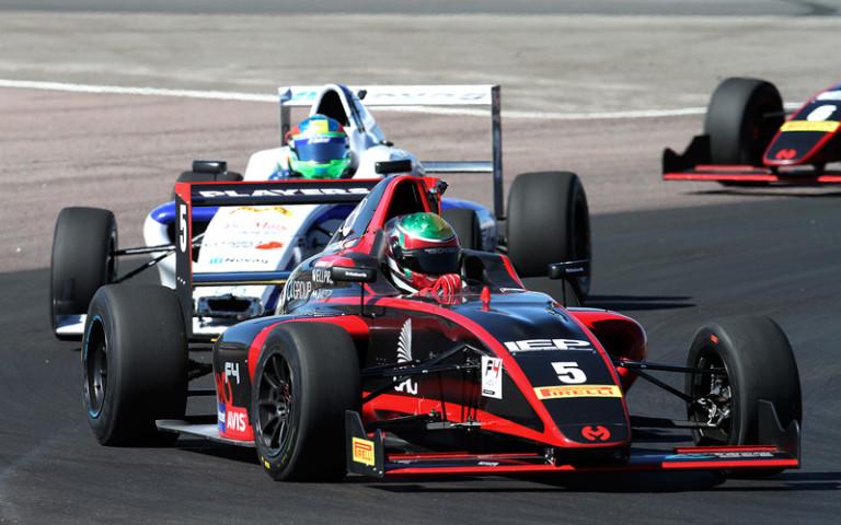 San Luis Potosí sede de la tercera fecha de FIA Formula 4 Nacam Championship